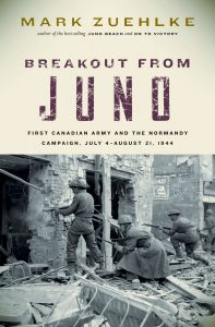 breakout from juno book cover