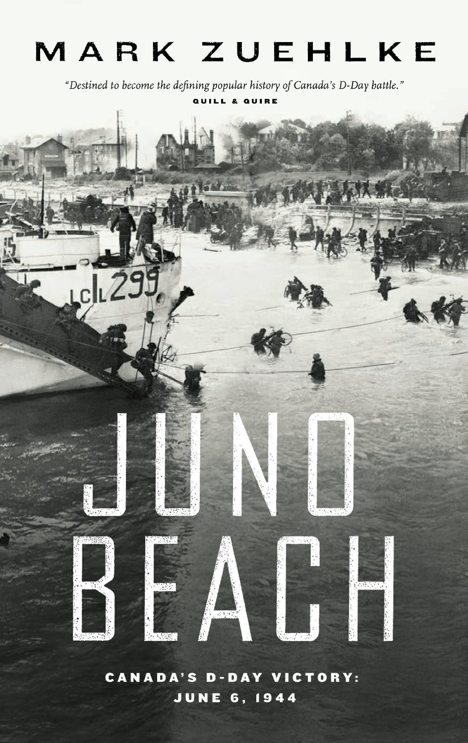 Juno Beach, Mark Zuehlke