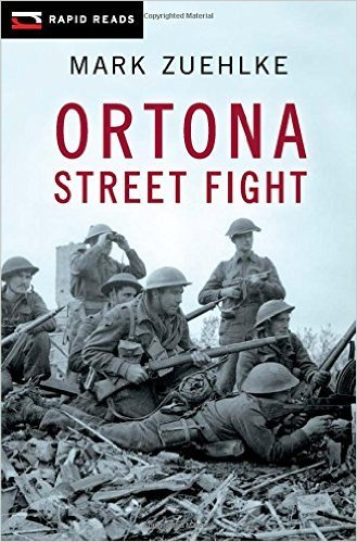 Ortana Street Fight, Mark Zuehlke