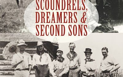 Scoundrels, Dreamers & Second Sons Republished