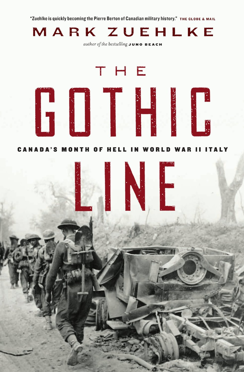 Excerpt From The Gothic Line