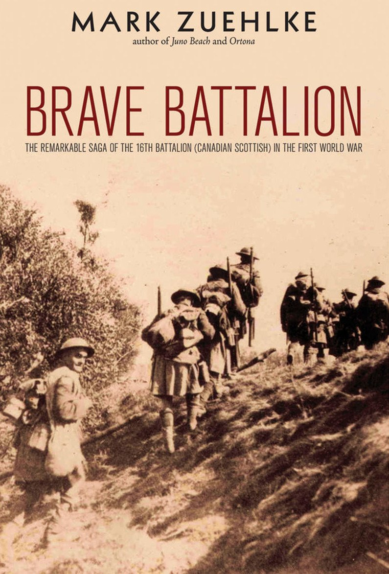 Excerpt From Brave Battalion